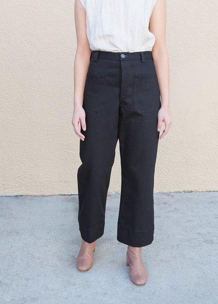 Sasha Darling Sailor Jean Pants - black