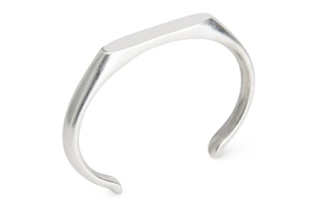 Craighill Foundry Cuff - Sterling Silver