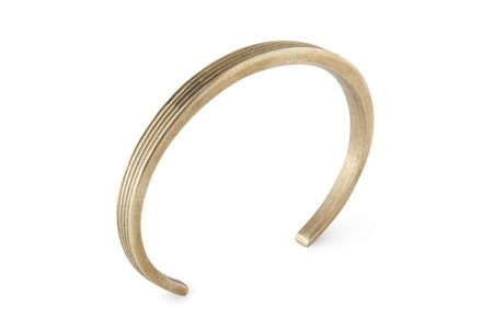 Craighill Latitude Cuff - Brass