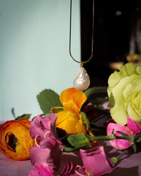 Machete Baroque Pearl Necklace