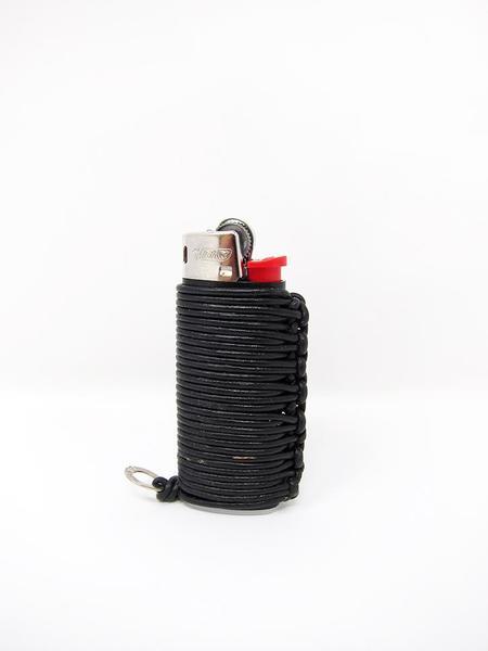 Bless Hiro & Bert Lighter Pin - Black
