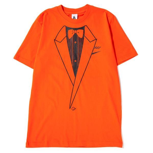 45613e0f Nike x OFF-WHITE NRG A6 T-shirt / Team Orange. sold out. Nike