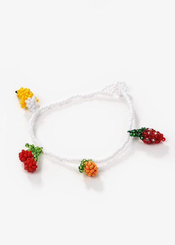 Pura Utz Fruit Salad Beaded Bracelet