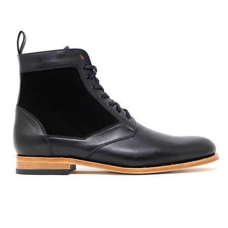 Sylven New York Ridgewood Boot - Black