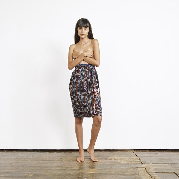 Ace & Jig Wrap Skirt