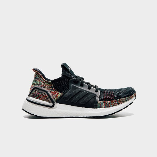buy popular ddde4 8706a Adidas Ultraboost 19 Sneakers - Core Black Orchid Tint S18 Active Red    Garmentory