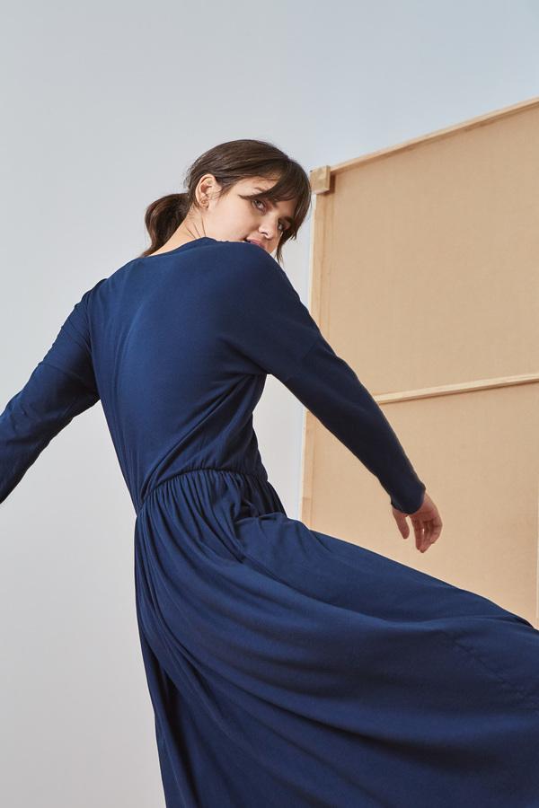 Kowtow Building Block Dancer Dress