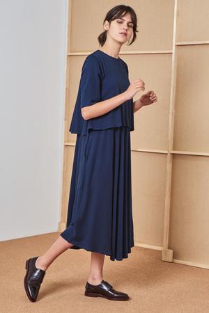 Kowtow Building Block Double Layer Dress
