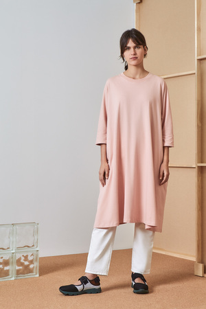 Kowtow Building Block Oversized Boxy Dress