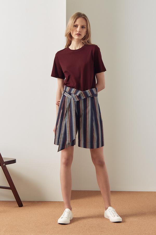 Kowtow Fold Over Shorts
