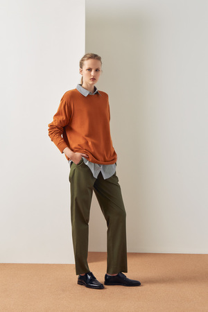 Kowtow Knit Boyfriend Top