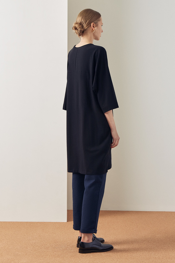 Kowtow Rainbow Tee Shirt Dress