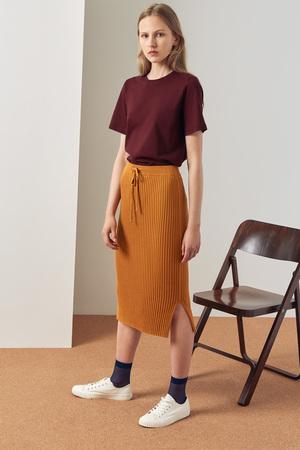 Kowtow Rib Skirt