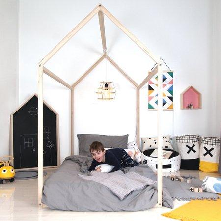 KIDS Gautier Studio Pom Pom House Bed Set (Single/Twin)