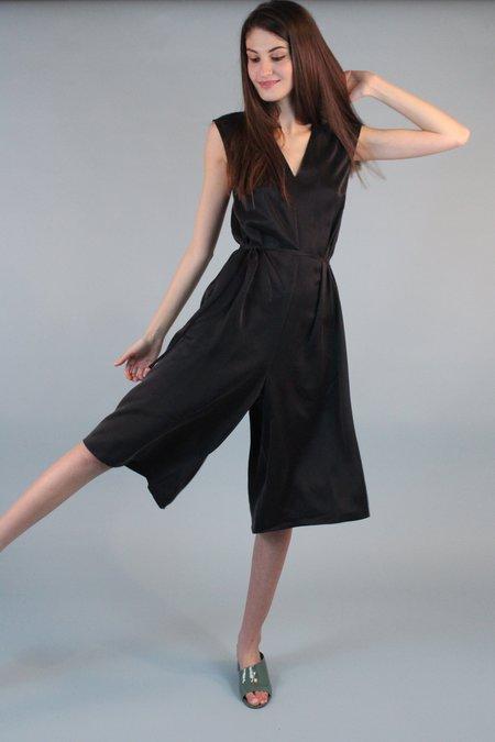 Combine De Filles No. 6 Le Deshabille Sleeveless Jumpsuit