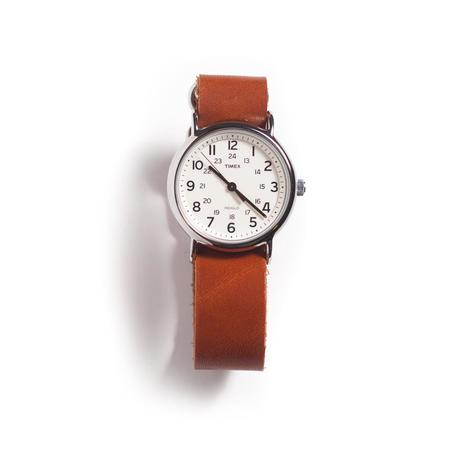Foxtrot Supply Co. Simple Watchband - Chestnut