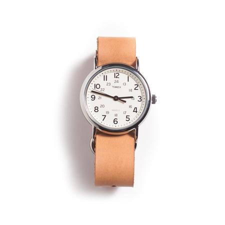 Foxtrot Supply Co. Simple Watchband - Natural