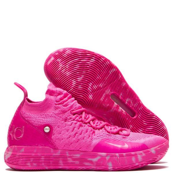 412c90f2c1f86 Nike Zoom KD11 Aunt Pearl   Laser Fuchsia
