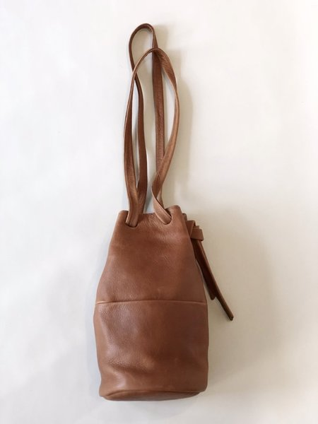 Erin Templeton Pocket Pal Bag - Caramel