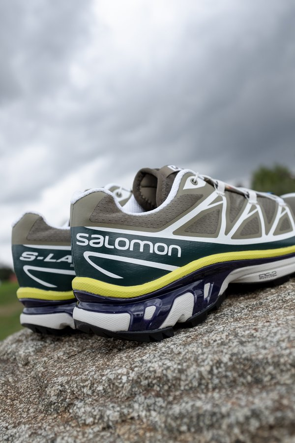 brand new 3a9d9 eac20 SALOMON S Lab XT-6 SoftGround LT ADV Sneakers - Green