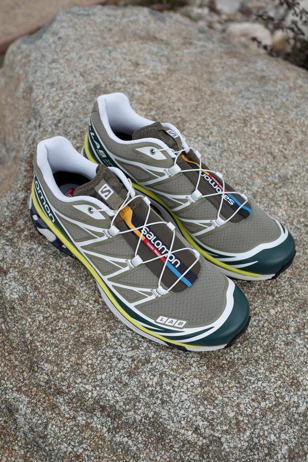 brand new 8c1a2 7b2c0 SALOMON S Lab XT-6 SoftGround LT ADV Sneakers - Green