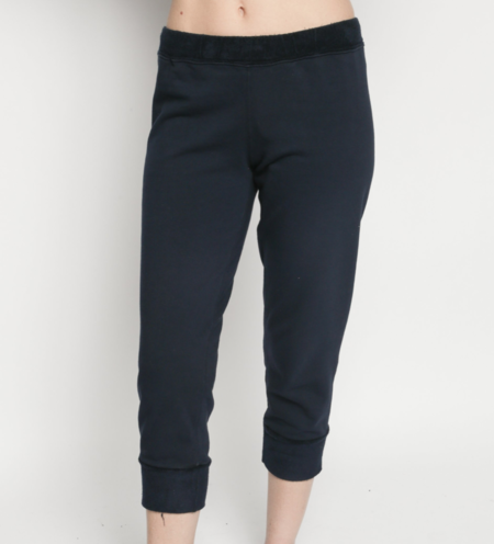 Christina Lehr Patch Easy Rider Pant - Navy