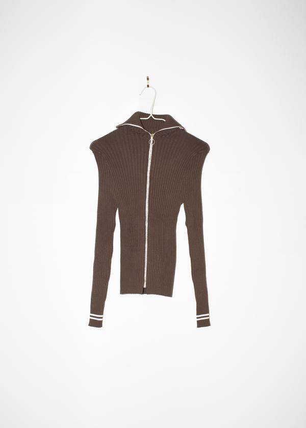 giu giu Nonna Track Suit Starter Jacket
