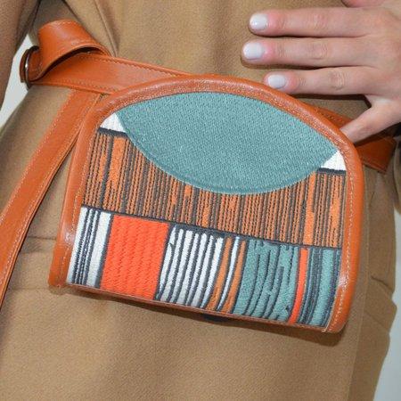 Santa Venetia Goods Anise Madelena Belt Bag
