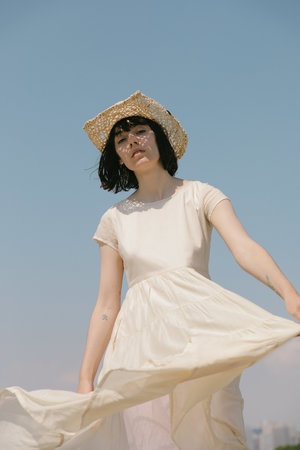 Ajaie Alaie She's A Soloist Dress