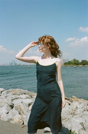 Ajaie Alaie Sea Air Dress