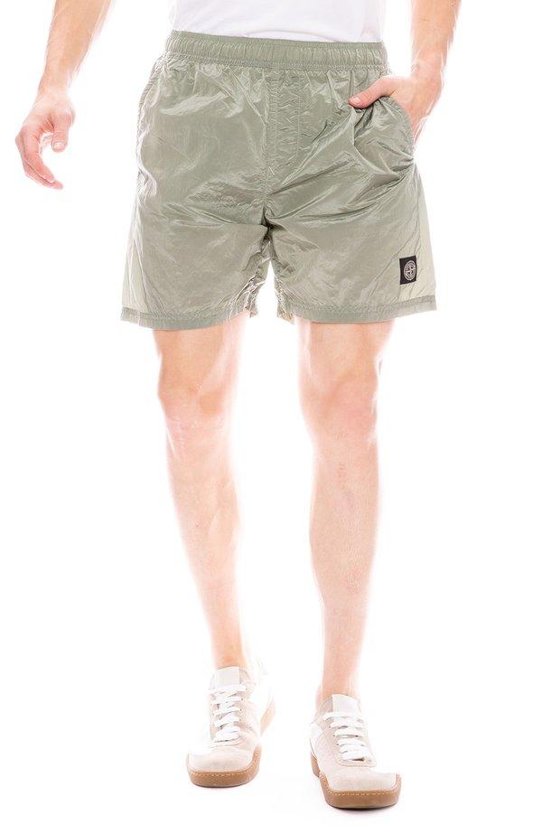 b76d5aa4de Stone Island Drawstring Shorts - Sage | Garmentory