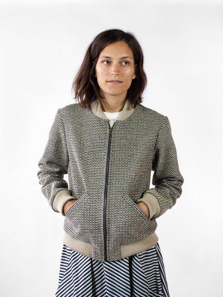 Unisex Nahanni Arntzen Bomber Jacket - Jenny