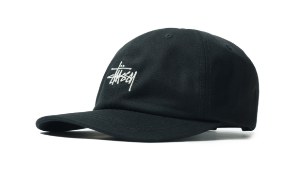 4f184249d1257 Stussy SP19 Stock Low Pro Cap - Black