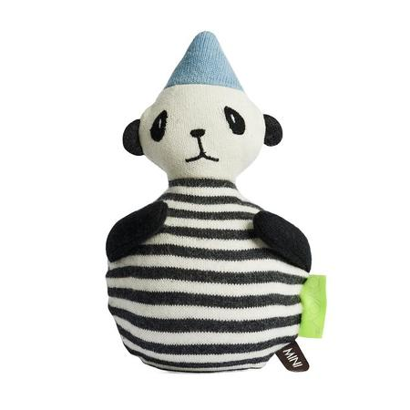 OYOY Roly Poly Panda Rattle