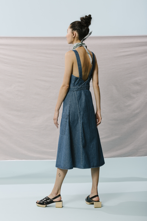 Carleen Louis Wrap Dress