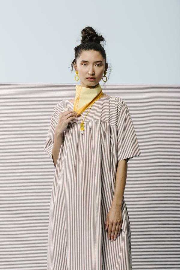 Carleen Michel Tent Dress