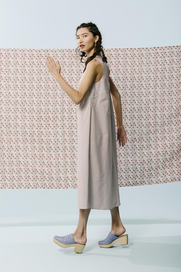 Carleen Umbrella Maxi Dress