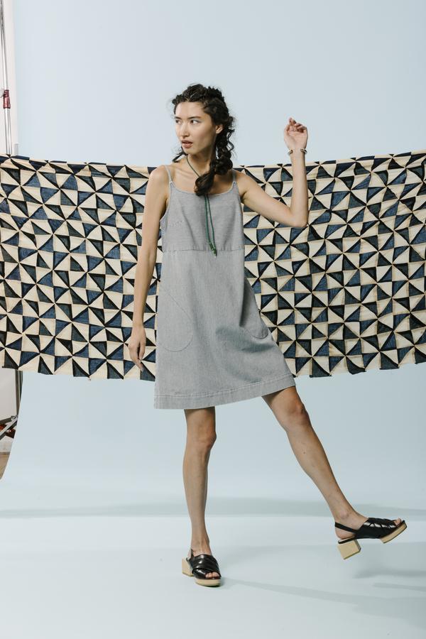 Carleen Charlotte Mini Dress