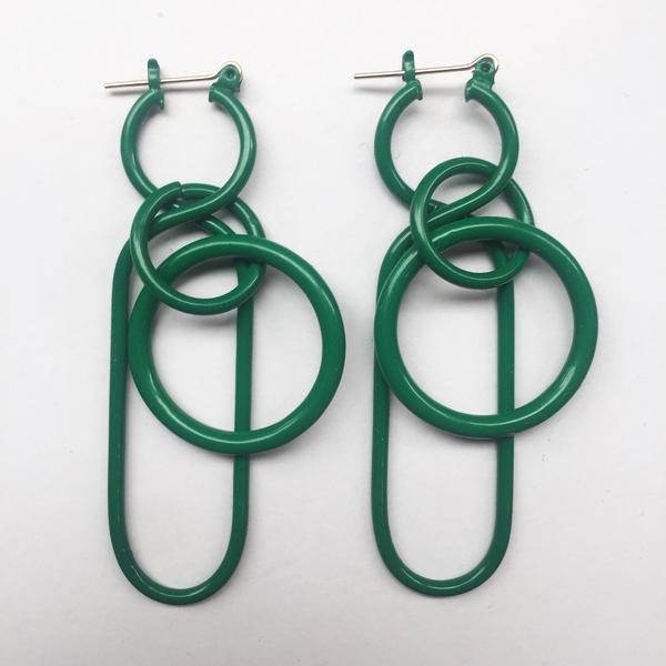 A Détacher Fern Earrings
