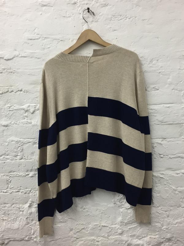 A Détacher Keats Pullover