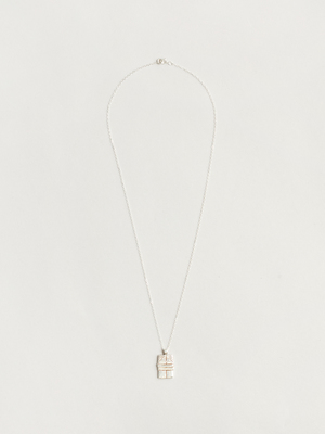 Wolf Circus The Kiss Necklace