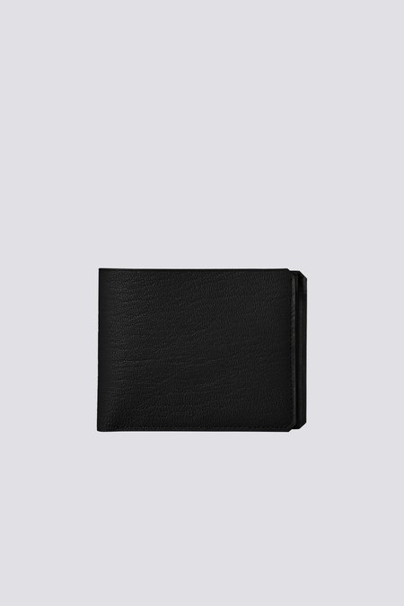 Postalco Glider Card and Coin Wallet - Black