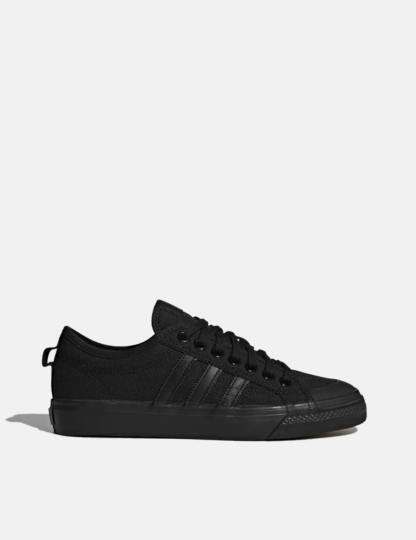 Adidas Nizza Canvas Trainers (BZ0495