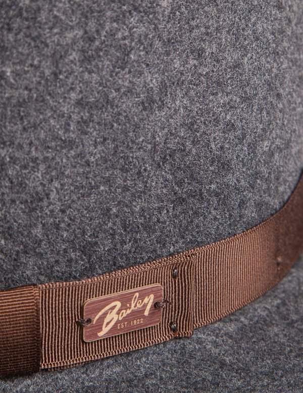 50b423ec Bailey Hats Bailey Dean Unstructured Fedora - Charcoal Grey. sold out. Bailey  Hats