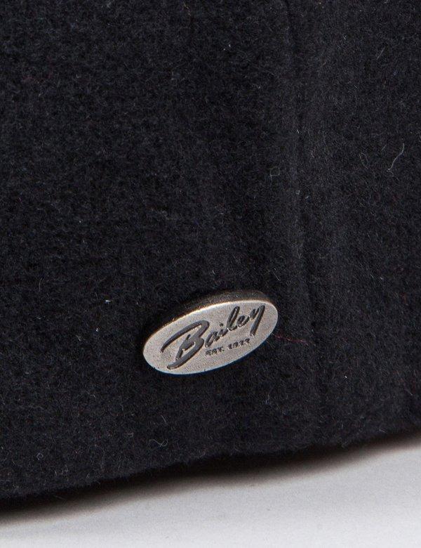 8bfad2e1b4cef Bailey Hats Galvin Wool Newsboy Cap - Black.  85.00 77.00. Bailey Hats