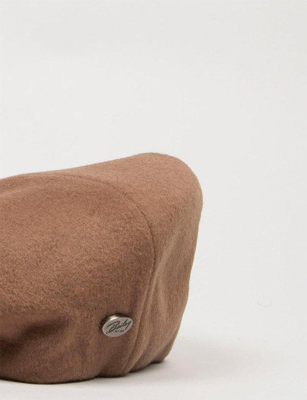 Bailey Hats Galvin Wool Newsboy Cap - Camel  6ead2f2cf15b