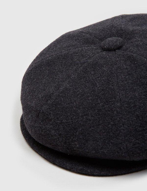 3d8cb797810fe Bailey Hats Galvin Wool Newsboy Cap - Grey