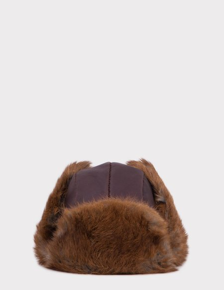 Bailey Hats Vernon Trapper Hat - Brown