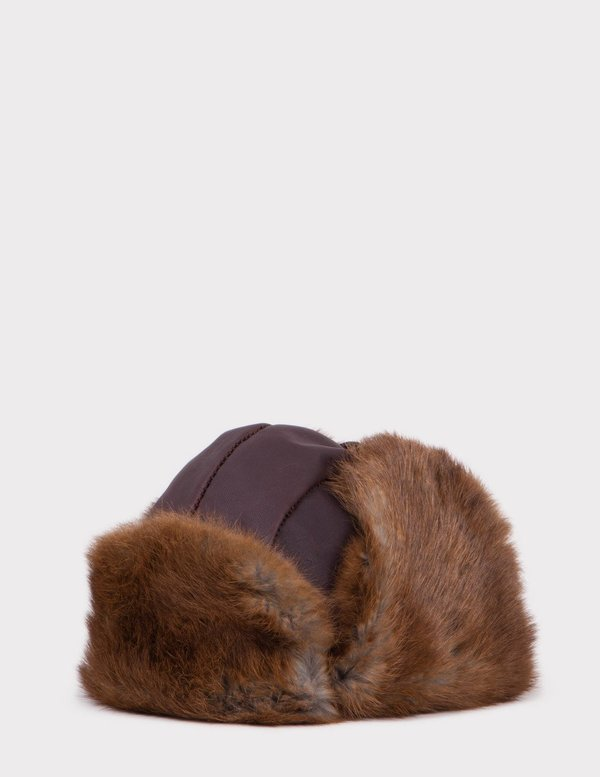 bb741092 Bailey Hats Vernon Trapper Hat - Brown | Garmentory