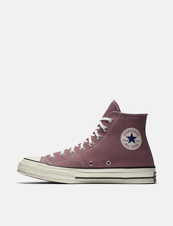 5cc7eb48d397 Converse 70 s Chuck Canvas Hi 159623C - Saddle Red Black Egret.   90.00 74.00. Converse